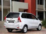 Toyota Avanza ZA-spec 2012 images