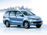 Toyota Avanza 2012 pictures
