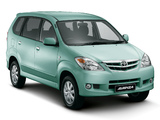 Toyota Avanza ZA-spec 2006–11 wallpapers