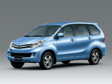 Toyota Avanza 2012 wallpapers