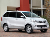Toyota Avanza ZA-spec 2012 wallpapers