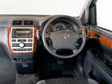 Pictures of Toyota Avensis Verso AU-spec 2003–09