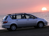 Toyota Avensis Verso 2003–09 wallpapers