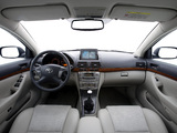 Images of Toyota Avensis Sedan 2006–08