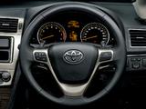 Photos of Toyota Avensis JP-spec 2012