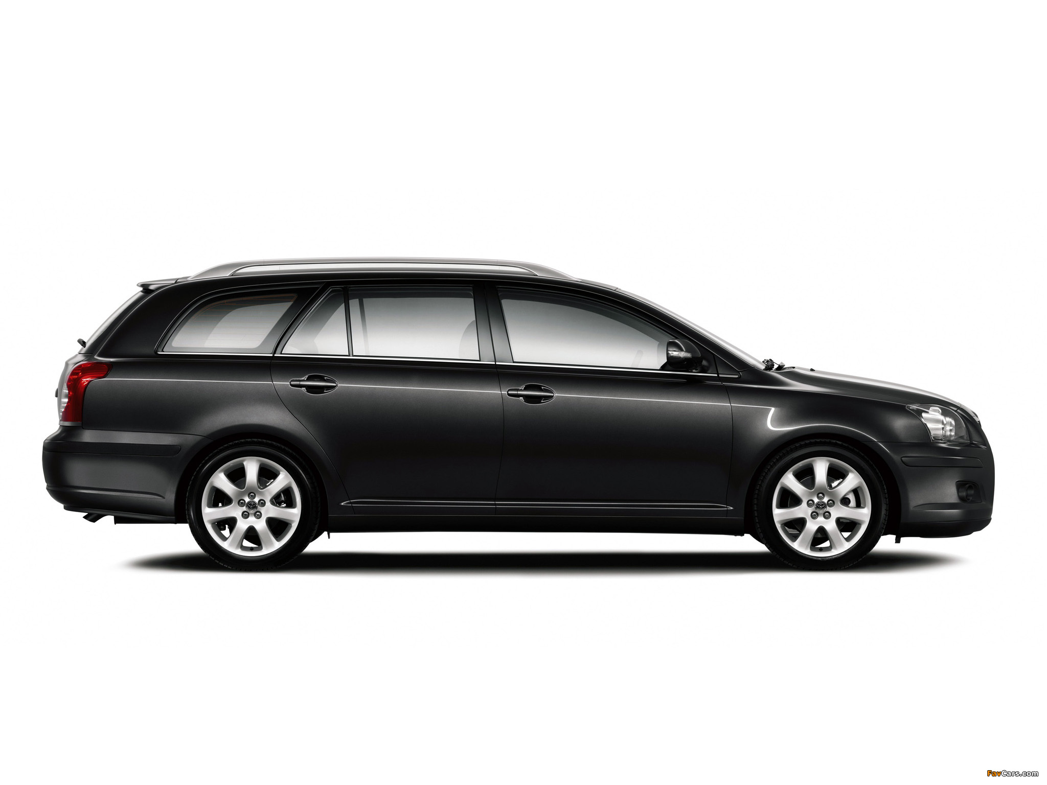 pictures of toyota avensis wagon 2006 08 2048x1536. Black Bedroom Furniture Sets. Home Design Ideas