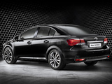 Pictures of Toyota Avensis Sedan 2011
