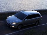 Toyota Avensis Wagon 2003–06 photos