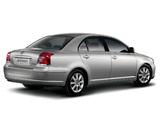 Toyota Avensis Sedan 2006–08 images