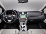 Toyota Avensis Sedan 2011 photos