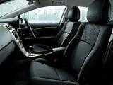 Toyota Avensis JP-spec 2011–12 wallpapers