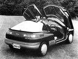 Pictures of Toyota AXV-II 1987
