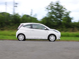 Images of Toyota Aygo 3-door UK-spec 2014