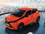 Images of Toyota Aygo 5-door 2014