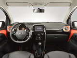 Photos of Toyota Aygo 5-door 2014