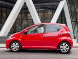 Pictures of Toyota Aygo 5-door UK-spec 2012–14