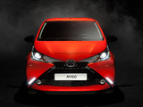 Pictures of Toyota Aygo 5-door 2014