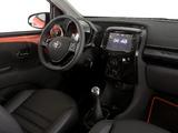 Toyota Aygo 5-door 2014 images