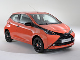 Toyota Aygo 5-door 2014 pictures