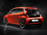 Toyota Aygo 5-door 2014 wallpapers