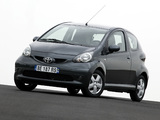 Toyota Aygo 3-door 2005–08 wallpapers