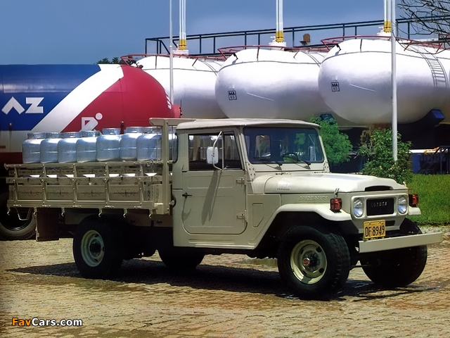 Images of Toyota Bandeirante (BJ55LP) 1962–2001 (640 x 480)