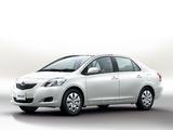 Photos of Toyota Belta 2008–09