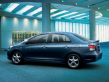 Pictures of Toyota Belta 2005–08
