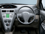 Pictures of Toyota Belta 2008–09