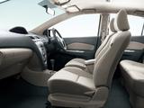 Toyota Belta 2008–09 images