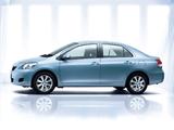 Toyota Belta 2008–09 photos