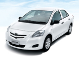 Toyota Belta 2005–08 wallpapers