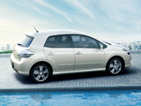 Images of Toyota Blade 2006–09