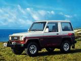 Photos of Toyota Blizzard SX5 Turbo Wagon (LD21G) 1985–87