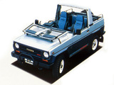 Toyota Blizzard LX Turbo (LD21G) 1985–87 wallpapers