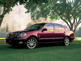 Toyota Brevis 2001–07 wallpapers
