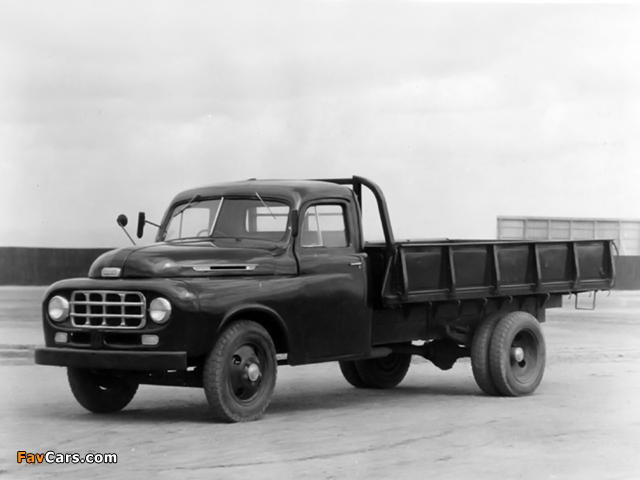 Photos of Toyota BX 1951–54 (640 x 480)