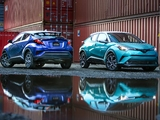 Images of Toyota C-HR R-Code North America 2017