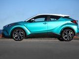 Pictures of Toyota C-HR R-Code North America 2017