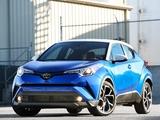 Toyota C-HR R-Code North America 2017 images