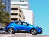 Toyota C-HR North America 2017 images