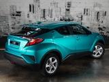 Toyota C-HR ZA-spec 2017 pictures