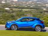 Toyota C-HR North America 2017 wallpapers