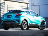 Toyota C-HR R-Code North America 2017 wallpapers