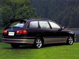 Pictures of Toyota Caldina (210) 1997–99