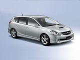 Pictures of Toyota Caldina (T240) 2002–04