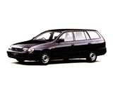 Toyota Caldina Van (T190V) 1992–2002 photos