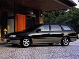 Toyota Caldina (210) 1997–99 images