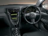 Toyota Caldina (T240) 2002–04 images