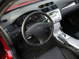 Images of Toyota Camry Solara Convertible 2004–06